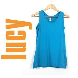 Lucy | Active Athletic Sleeveless Tank Top | Sz M